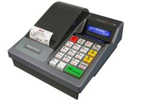 Instrukcja obsługi kasy fiskalnej Novitus Mała Plus E