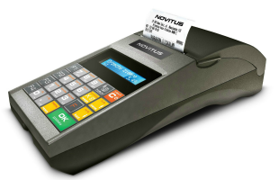 Instrukcja obsługi kasy fiskalnej Novitus Nano E v 2.0