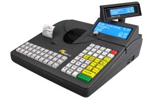 Instrukcja obsługi kasy fiskalnej Novitus PS 4000 E