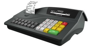 Instrukcja obsługi kasy fiskalnej Novitus Sento LAN E